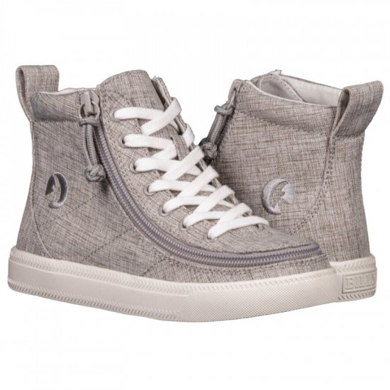 BILLY Classic High for kids - gray