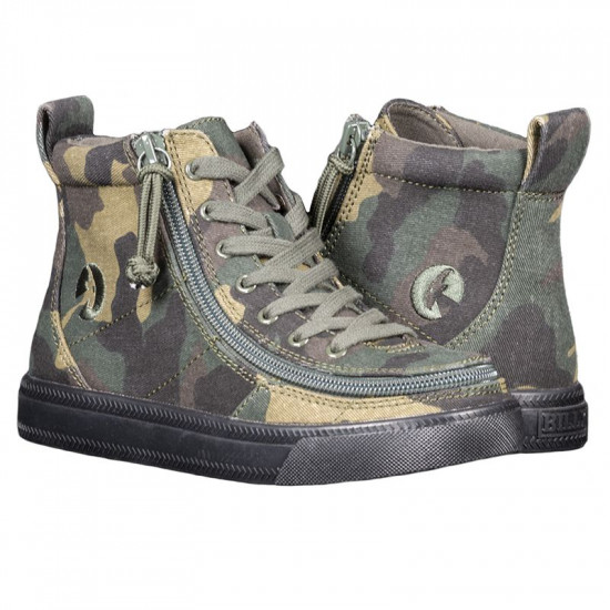 BILLY Classic High for kids, army style