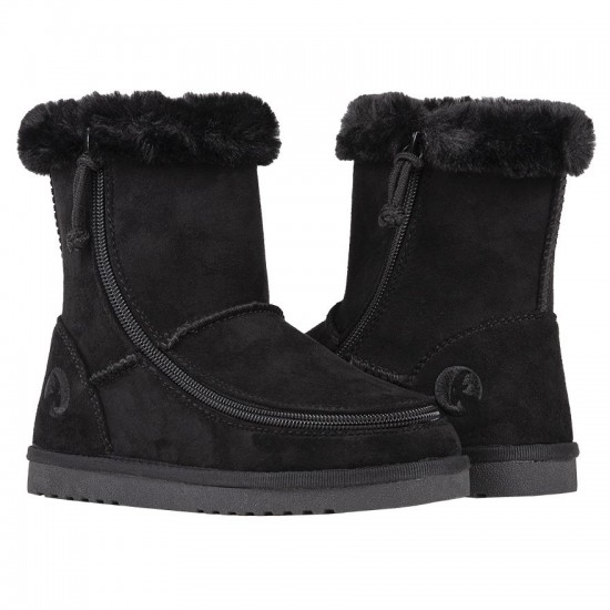 BILLY cozy boots - black