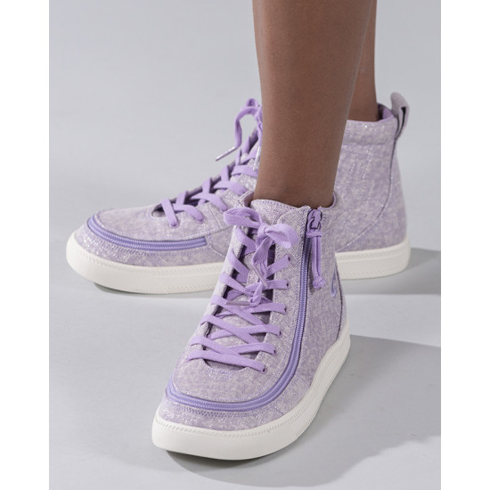 BILLY Classic High for Kids, Lilac