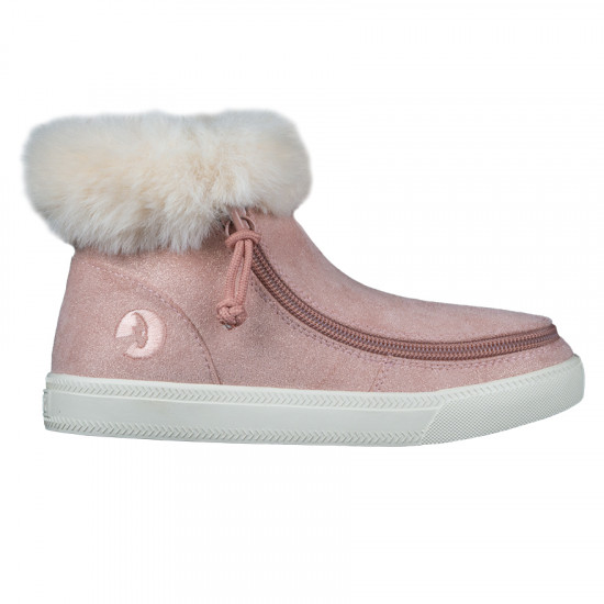 BILLY Mid Top Luxe, rosa