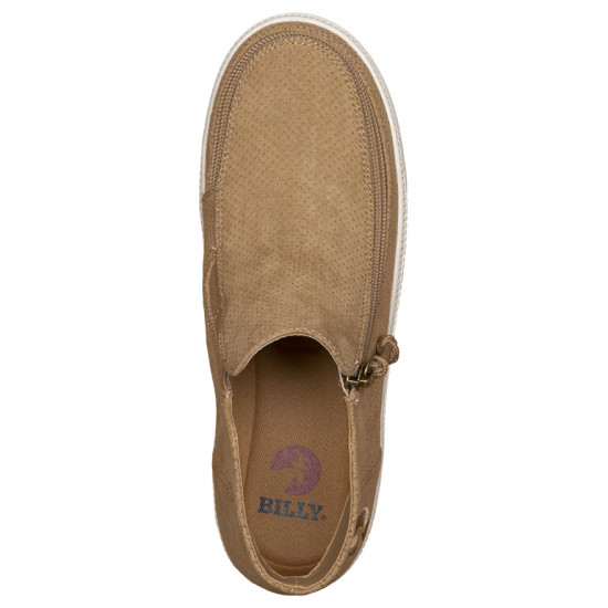 BILLY Sneaker Mid Top, Tan